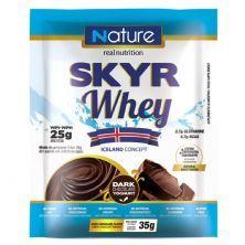 Skyr Whey - 1 Sachê de 35g Dark Chocolate - Nature*** Data Venc. 30/08/2021