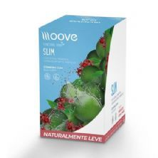 Slim - 12 Envelopes 15g - Hibisco com Limão - Moove Nutrition