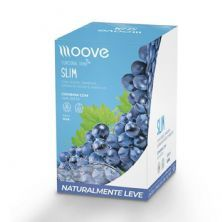 Slim - 12 Envelopes 15g - Uva - Moove Nutrition