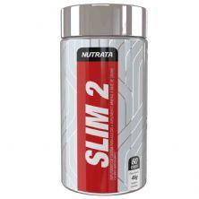 Slim 2 Cafeína + Cromo - 60 Cápsulas - Nutrata