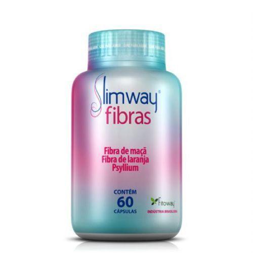 Slimway Fibras - 60 Cápsulas - Fitoway no Atacado