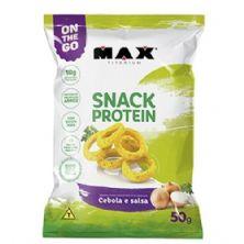 Snack Protein - 50g Cebola Slasa - Max Titanium