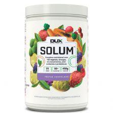 Solum - 450g Frutas Vermelhas - Dux Nutrition