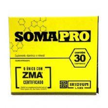 Somapro Com ZMA - 30 Cápsulas - Iridium