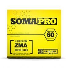 Somapro Com ZMA - 60 Cápsulas - Iridium