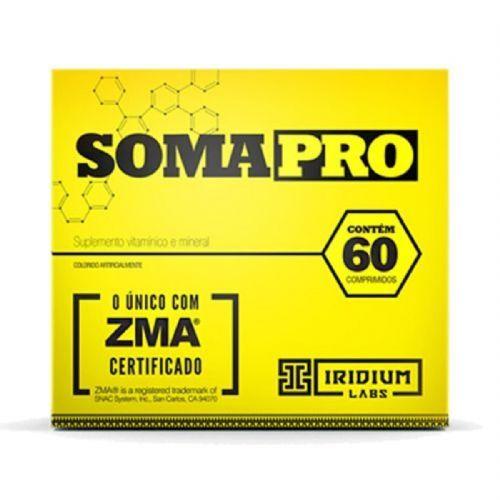Somapro Com ZMA - 60 Cápsulas - Iridium no Atacado