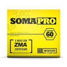 Somapro Com ZMA (Somatodrol) - 60 Cápsulas - Iridium