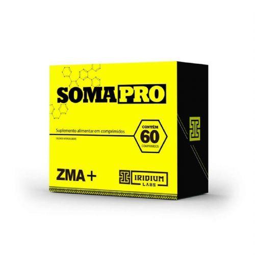 Somapro Com ZMA (Somatodrol) - 60 Cápsulas - Iridium no Atacado