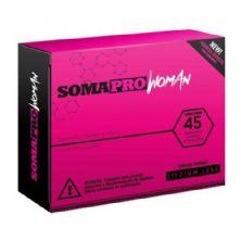 Somapro Woman - 45 Tabletes - Iridium Labs