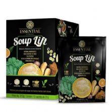 Soup Lift - 10 Sachês 31g Batata-Baroa com Couve - Essential Nutrition