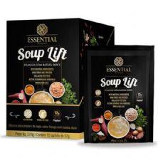 Soup Lift - 10 Sachês 31g Frango com Batata Doce - Essential Nutrition