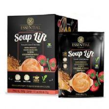 Soup Lift - 10 Sachês 35g Tomate com Cúrcuma - Essential Nutrition