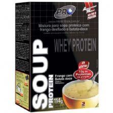 Soup Protein - Frango com Batata Doce c/ 3 Saches 38g - Probiótica