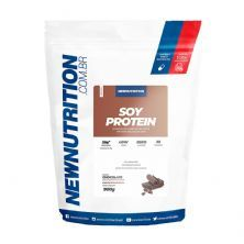 Soy Protein - 900g Chocolate - NewNutrition