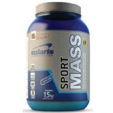 Sport Mass - Chocolate 1500g - Solaris Nutrition