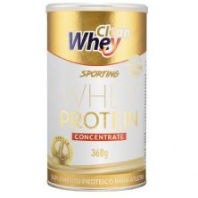 Sporting Whey Protein Concentrate - 360g Vanilla - Clean Whey*** Data Venc. 08/03/2020