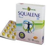 Squalene - 60 Cápsulas - Terra Verde