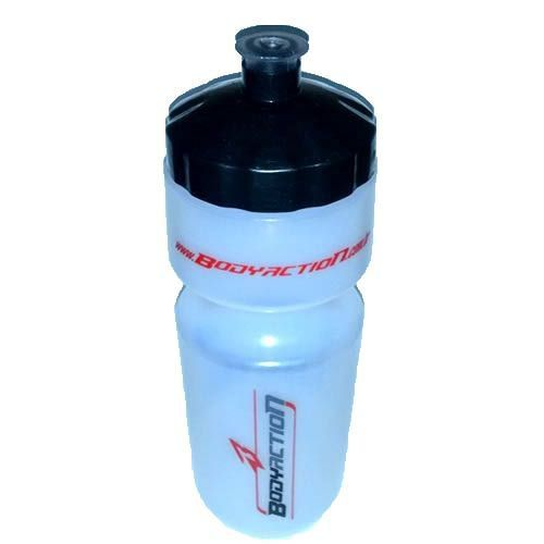Squeeze de 600 ml - Branca - BodyAction