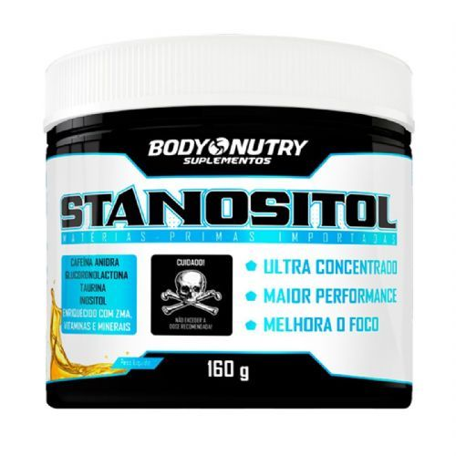 Stanositol - 160g Frutas Vermelhas - Body Nutry no Atacado