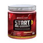 Start Pré - Workout - 300g Guaraná fruit Punch - BodyAction