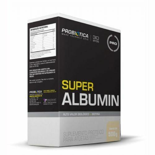 Super Albumin - 500g Baunilha - Probiótica no Atacado