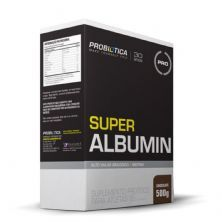 Super Albumin - 500g Chocolate - Probiótica
