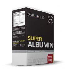 Super Albumin - 500g Morango c/ Banana - Probiótica
