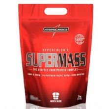 Super Mass Hypercaloric - 3000g Chocolate - IntegralMédica