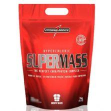 Super Mass Hypercaloric - 3000g Morango - IntegralMédica