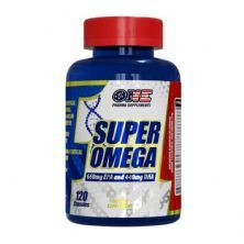 Super Omega - 120 Cápsulas - One Pharma Supplements