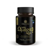 Super Ômega 3 TG - 120 Cápsulas 500mg - Essential Nutrition