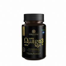 Super Ômega 3 TG - 90 Cápsulas 1g - Essential Nutrition