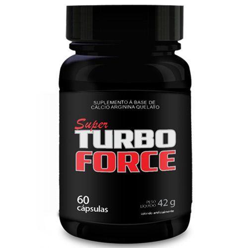 Super Turbo Force - 60 Cápsulas - Intlab