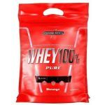 Super Whey 100% Pure - 1800g Refil Morango - IntegralMédica