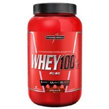 Whey 100% Pure - 907g Chocolate - IntegralMédica