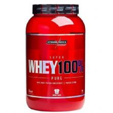 Super Whey 100% Pure - 907g Chocolate - IntegralMédica
