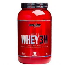 Super Whey 3W - 907g Chocolate - IntegralMédica*** Data Venc. 30/07/2018