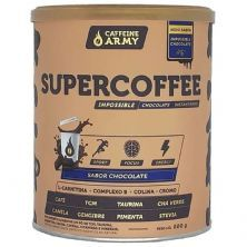 Supercoffee Impossible - 220g Chocolate - Caffeine Army