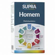 Supra Homem Polivitamínico - 60 Cápsulas - Herbamed