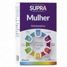 Supra Mulher Polivitamínico - 60 Cápsulas - Herbamed