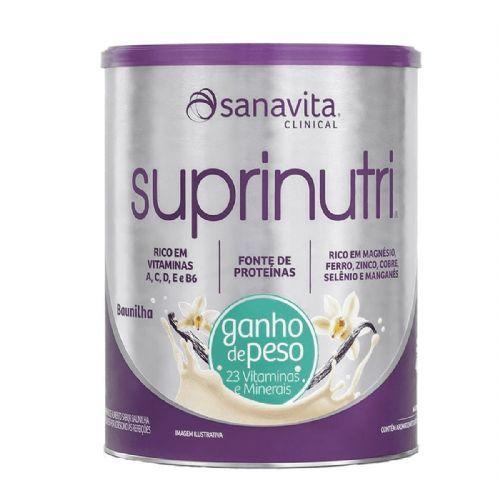 Suprinutri - 400g Baunilha - Sanavita no Atacado