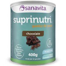 Suprinutri - 400g Chocolate - Sanavita*** Data Venc. 20/02/2019
