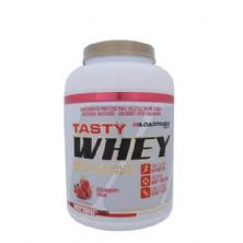 Tasty Whey - 2268g Morango - Adaptogen Science
