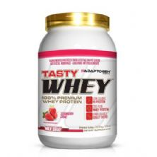 Tasty Whey Low Carb - 908g Morango -  Adaptogen Science
