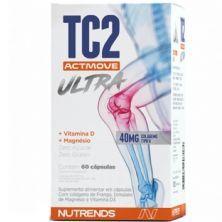 TC2 Colágeno Tipo II  Ultra Actmove 550mg - 60 Cáspulas - Nutrends