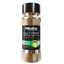 Tempero Salt Free - 55g Limão - Atlhetica