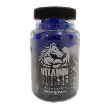 Termogenic Ephedra Black- 60 Cápsulas - Vitamin Horse