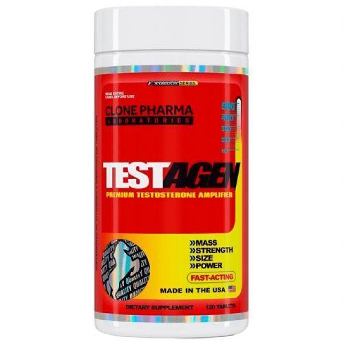 Testagen - 120 Tabletes - Clone Pharma no Atacado