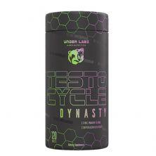 Testo Cycle Dynasty - 120 Tabletes - Under Labz
