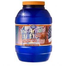 The Arnold Whey - 2268g Morango - Arnold Nutrition